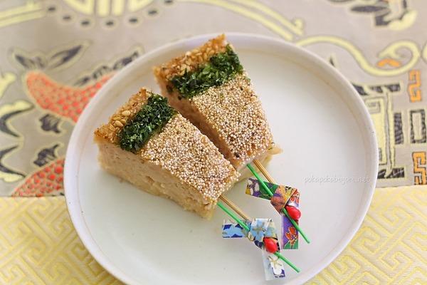 トースターで簡単に作る【松風焼き】レシピ