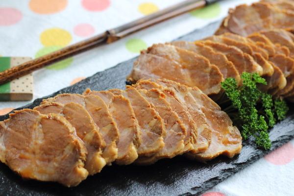 ゆで&漬けるだけの豪華な肉メニュー