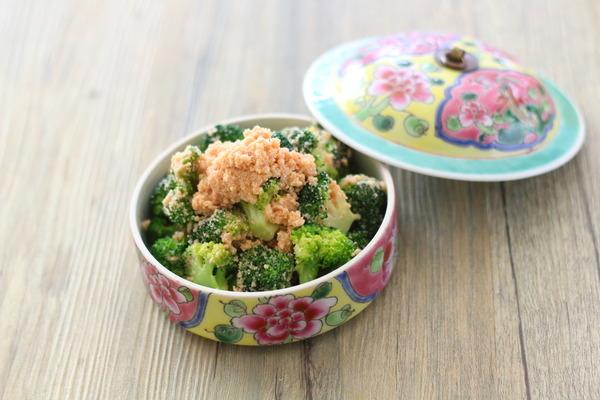 ブロッコリーの栄養価と、ブロッコリーでご飯がすすむおかずレシピ