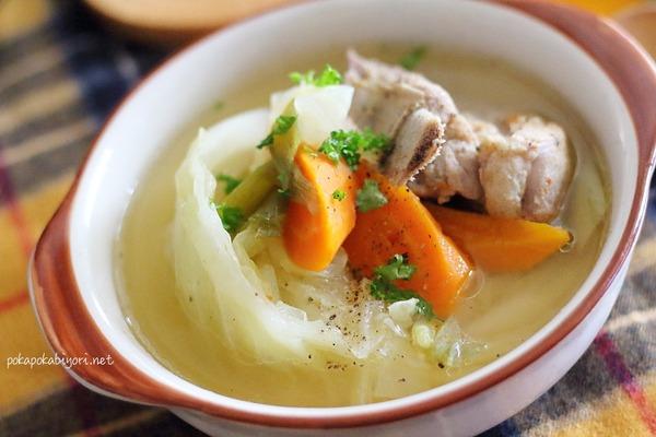 肉の旨みが引き立つ絶品スパイス使用【ポトフ】|GABANグリルマスターブレンドがおいしい話