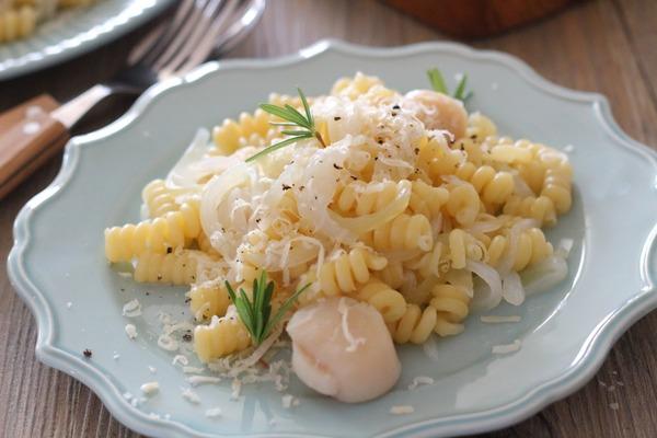 簡単に作れる絶品ごちそうパスタ/下茹で不要、鍋1つで