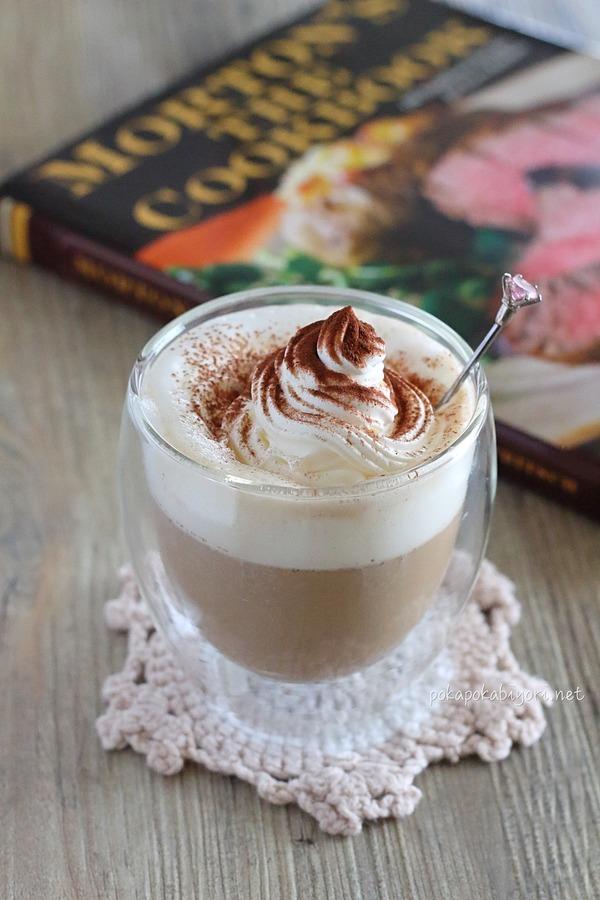 おうちで作る手作りカフェモカレシピ