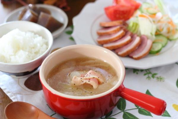 圧力鍋が87%OFF! アウトレットセールに行ってきました~新玉ねぎの絶品スープがおいしかった!