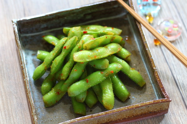 冷やして食べたい!【やみつき枝豆】3レシピ