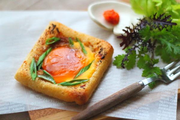 油揚げおつまみピザ~黄身しょうゆ漬け乗っけ/あんまり作らないおかずナンバー1の本格的な春巻き。