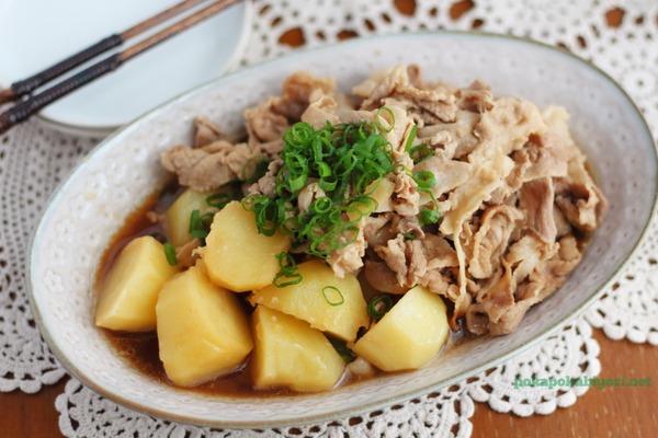 ご飯が進む。醤油とんこつ味の煮物レシピ←ラーメンスープ使用