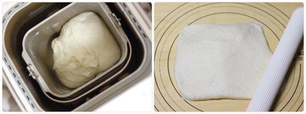 ホームベーカリーパン1