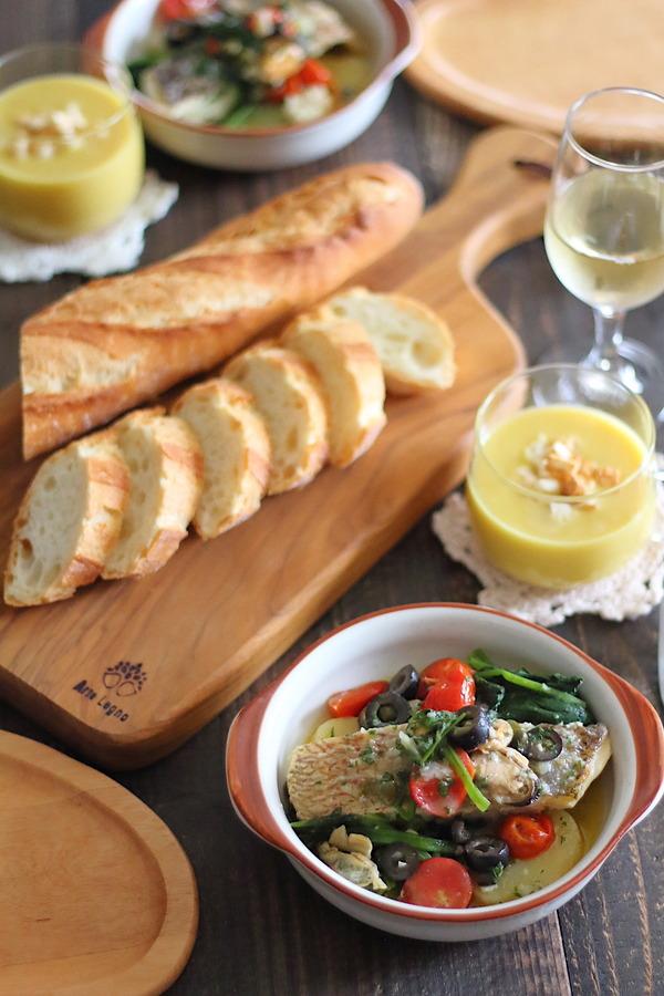 フランスパンのお昼ごはん|#おうちで神戸屋レストラン|#PR