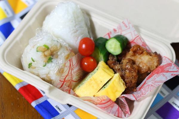 手で食べやすい部活弁当&大人のゆる弁当|高校の部活の概要(保護者用)で盛り上がった話