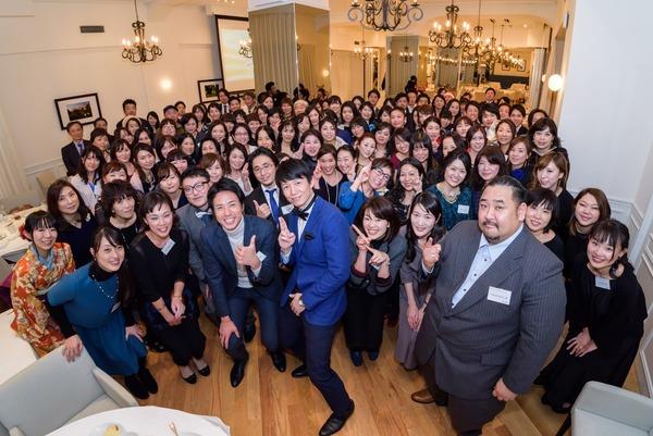 Nadia5周年記念パーティー@アンジェロコート東京