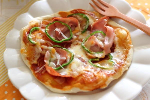 【発酵なし!さくさくクリスピーピザ】レシピと、激旨ピザソースの中身