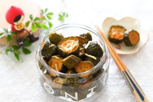 自家製きゅうりのキューちゃん(漬物)簡単レシピ【干さない方法】