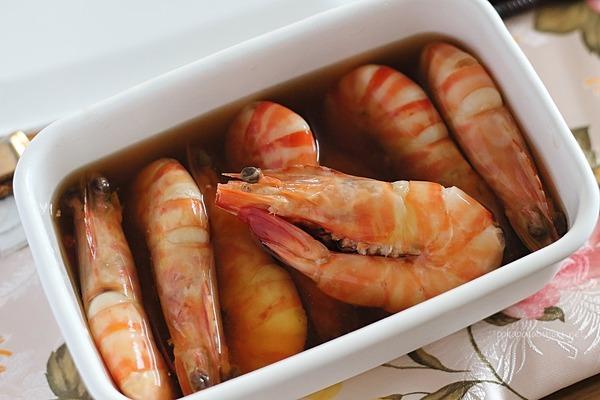 下茹でで上品な味わいのえび旨煮(改訂版レシピ)|お節作りの進行状況②