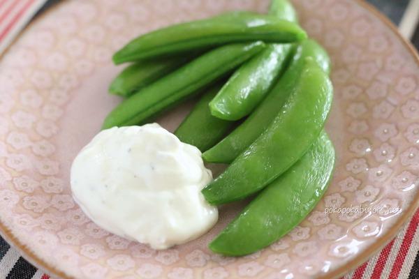 水切りヨーグルトで作る絶品チーズディップ|献立例