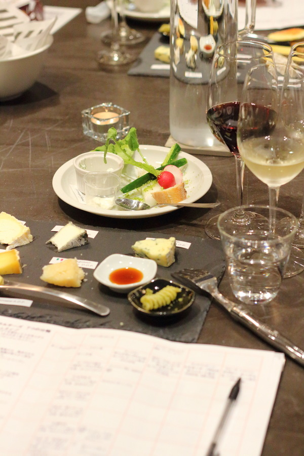家でもとりいれたいチーズ&ワインのお話 ~グルメスタジオFOOVERのプレレッスンに参加&覚書