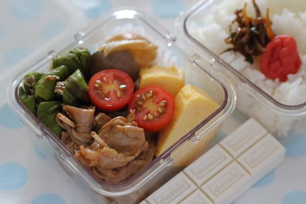ミニ焼き鳥簡単弁当|焼きとりを多めに作って冷凍保存する時のコツ