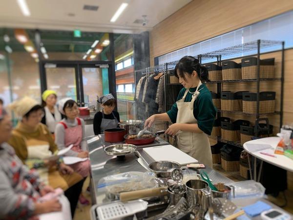 1時間で6品の料理教室@JA大阪北部農産物直売所アトリエ2F