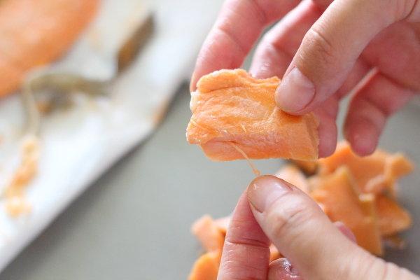 粗めの手作り鮭フレーク/作り方のコツ
