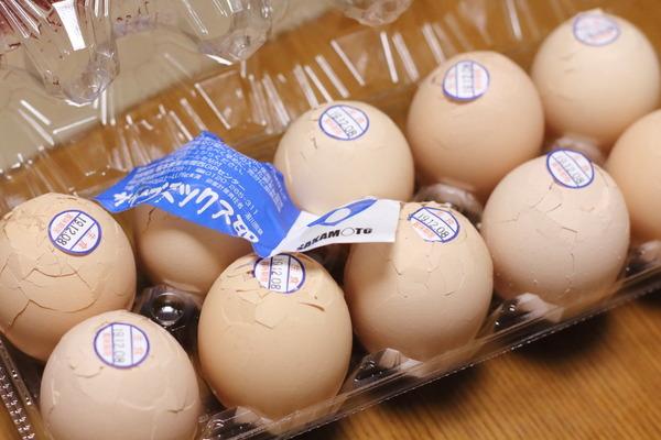 卵をパックごと落としたという悲しい話