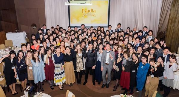 レシピサイトNadia6周年記念パーティー@ICONIC