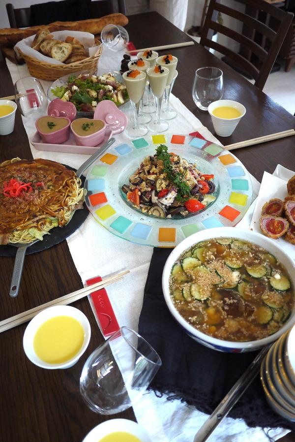 おもてなしで自信をもって出せる料理たち/【料理ライブ10分クッキング&ランチ@FUKUHARA KITCHEN】