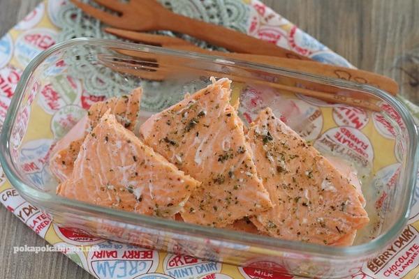 コンビニの『サラダサーモン』再現レシピ|しっとり柔らかく作るコツ