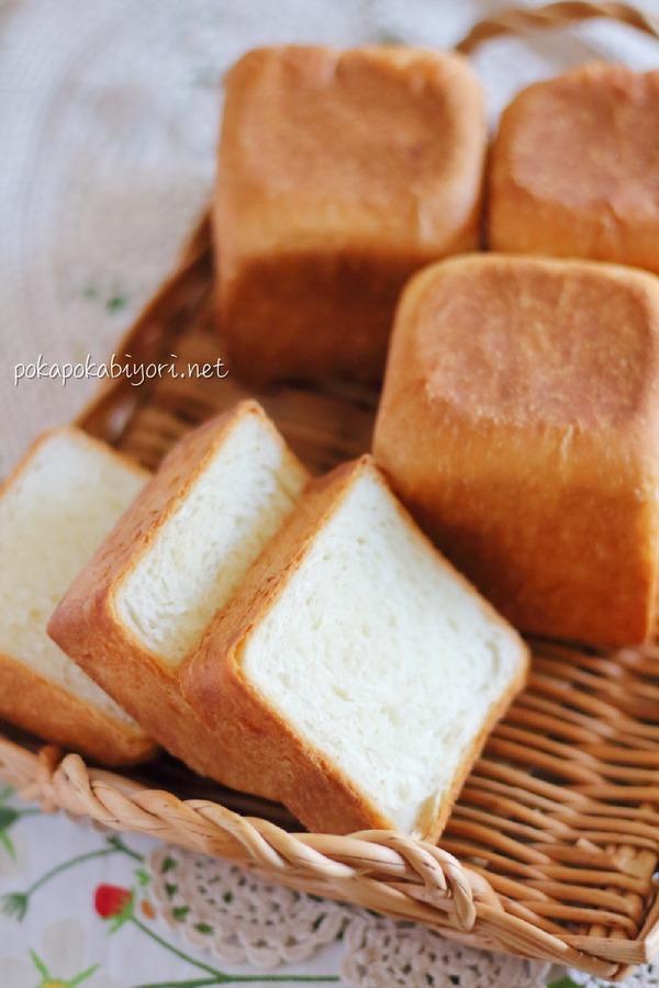 翌日もしっとりふんわりな食パン