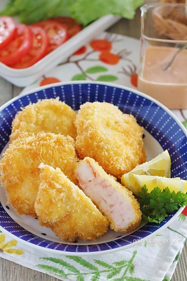 手作り海老カツのレシピ