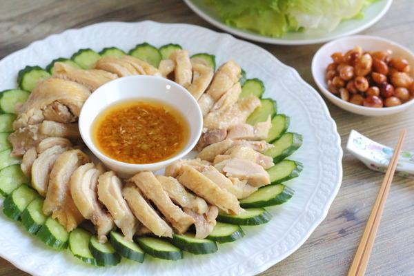 シンガポールの人気B級レシピを家庭で再現【ジンジャーチキン】