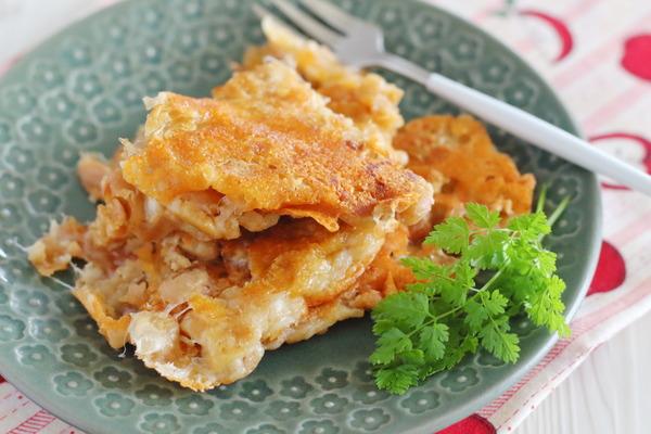 大豆のカリカリチーズ焼き|タンパク質UPにおすすめなおやつ(おつまみ・おかず)