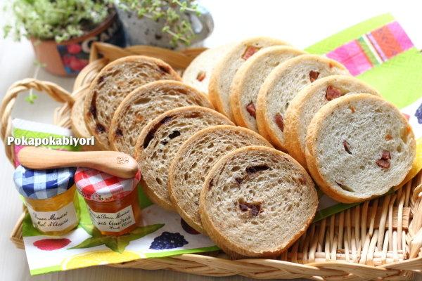 【TCパン焼き合わせウェーブ】まぁるい可愛いパン