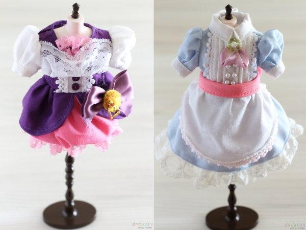リカちゃん人形の【プリキュア服】の作り方|キュアマカロン