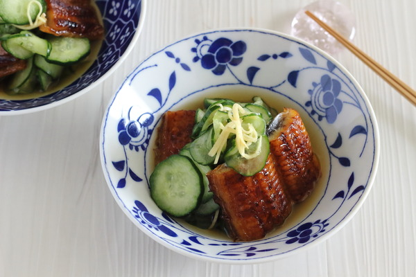うざく(うなぎときゅうりの酢の物)の作り方・詳しいコツ|土用の丑・うなぎ関連レシピについて