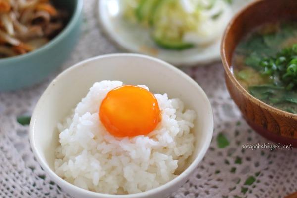 手作りみその「たまり」で卵黄漬け&卵かけご飯
