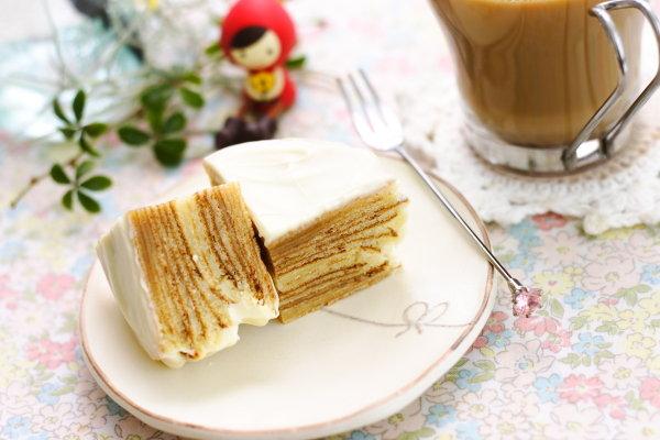 ホットケーキミックス使用♪【フライパンで簡単に作るバウムクーヘン】