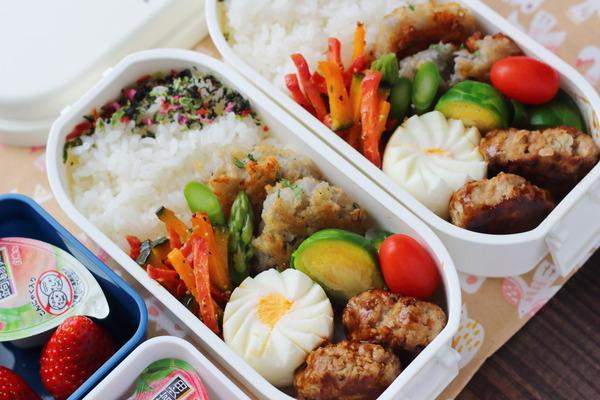 弁当記録|ハッシュドレンコン・根菜のハニーマスタード炒め簡単レシピ付き