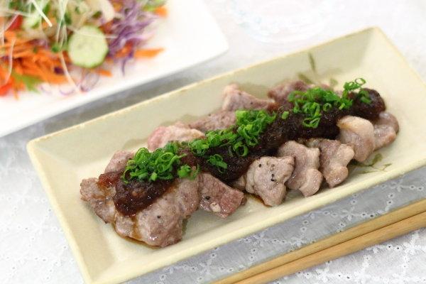 豚肉にも鶏肉にも合う!簡単おろし玉ねぎ甘辛タレ &絶妙フライドアボカド