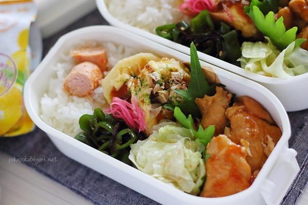 【薬膳的家ごはんレシピ】作りおきのおいしい弁当