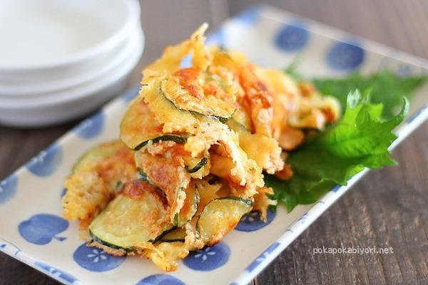 明太チーズズッキーニ|ヘルシーおつまみ(1人分134kcal)
