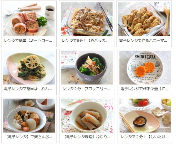 電子レンジで作る弁当おかず15選【保存版】