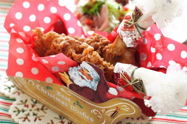クリスマスに~フライパンで作るフライドチキンレシピ