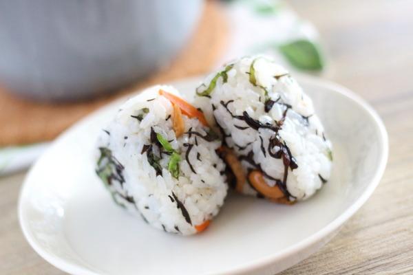 """""""お米をおいしくするための水"""" を使った【おすすめおにぎり】(連載UPのお知らせ)"""
