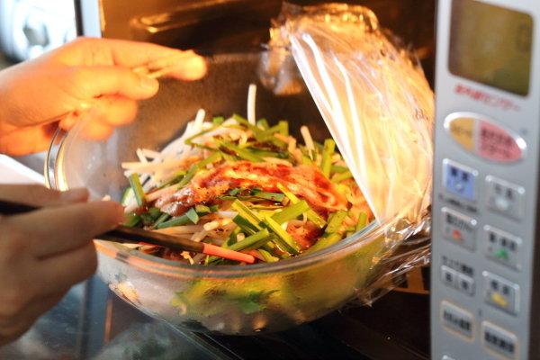 電子レンジで料理を作るコツ & ブログ内の電子レンジレシピたち