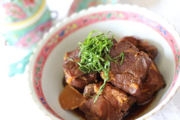 下茹でなしに圧力鍋で、煮豚を作ってみました。【超時短煮豚】レシピ