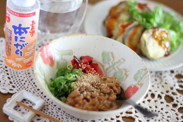 気圧が低い時に偏頭痛になる対処法(食)|納豆やにがり水がおすすめ