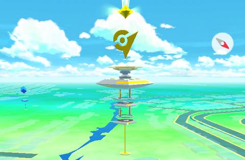 【ポケモンGO】地方郊外でタワー多いけど、タワーが多いからこそ潜り込ませるのが難儀だよ