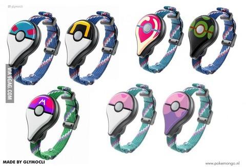 【ポケモンGO】ポケモンGO Plusのデザインは円形のモンスターボールでよかったよな