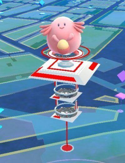 【ポケモンGO】タワーでラッキーだけ落として何もせず帰っていくやつなんなんだよwwwww