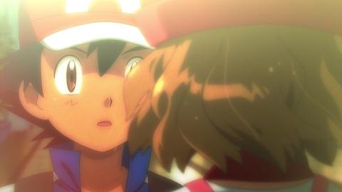 【ポケモン】マサラタウンのサトシ君、ついに同行ヒロインとキスするwwwwww