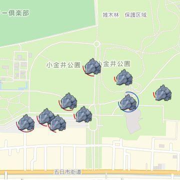 【ポケモンGO】都内にサイホーンの巣ないとかマジかよ…